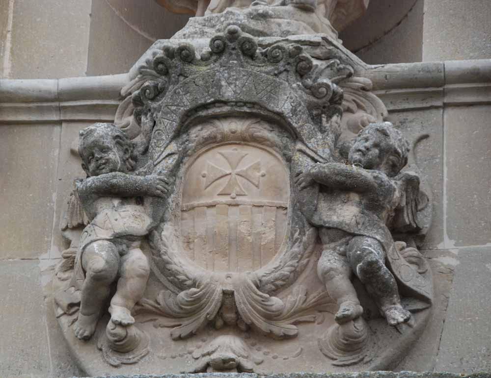 Escudo Mercedario Esculpido