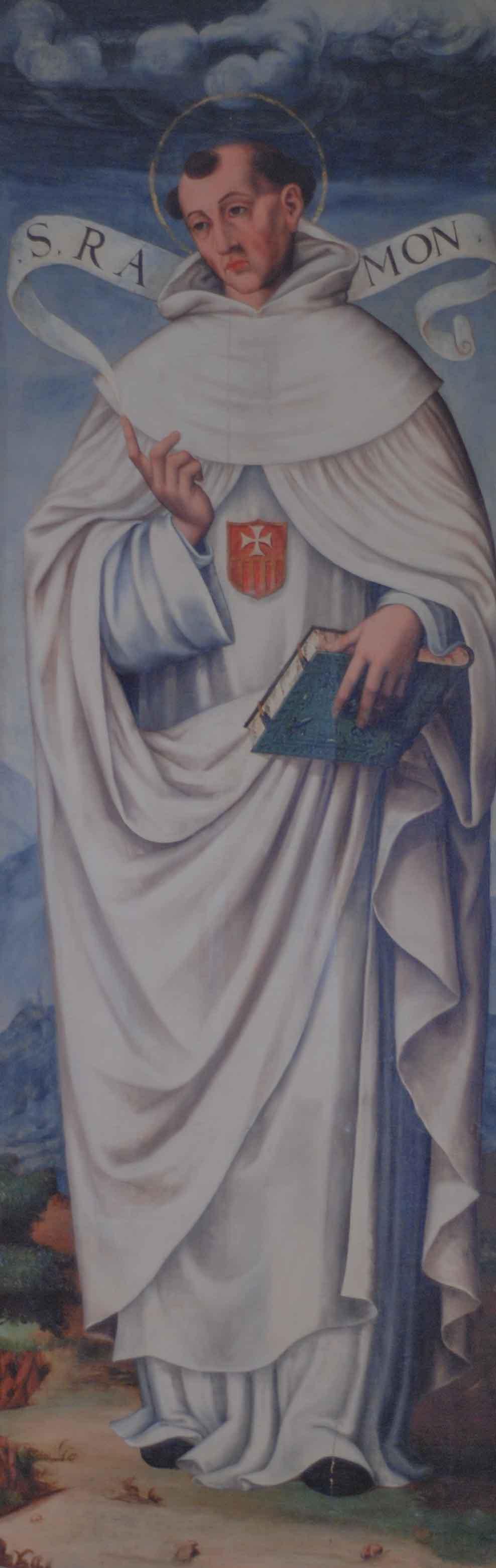 Sacerdote san Ramon