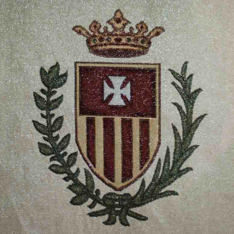 Escudo estampado Mercedario
