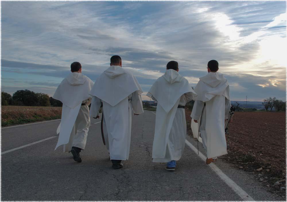 Noviciado en el Santuario de San Ramón